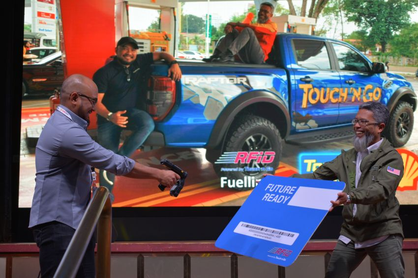 Touch 'n Go and Shell Malaysia to sign MoU for RFID payments; free fitment for 10,000 tags with RM50 spent Image #1081553