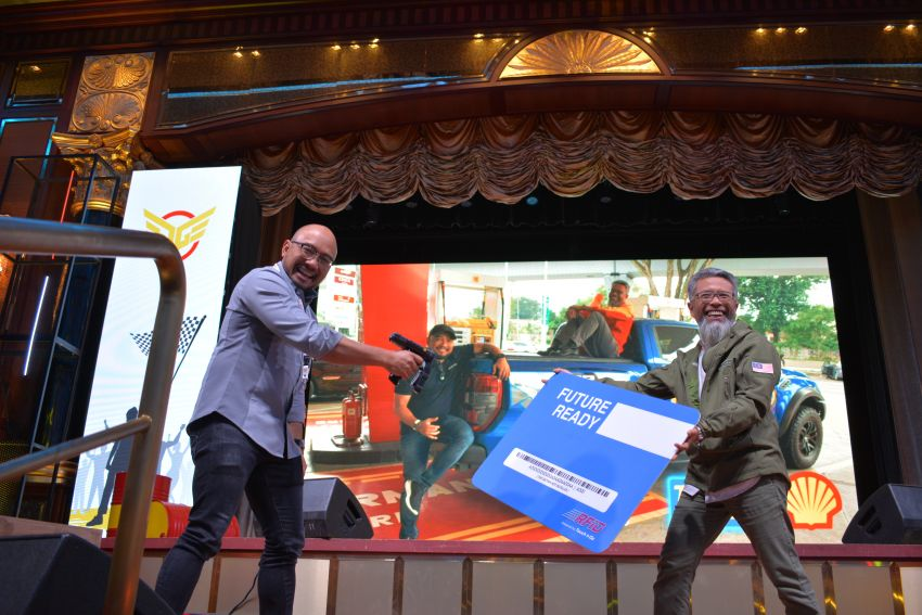 Touch 'n Go and Shell Malaysia to sign MoU for RFID payments; free fitment for 10,000 tags with RM50 spent Image #1081555