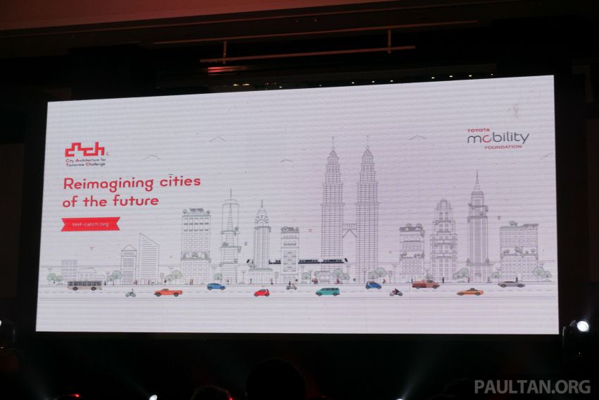 Toyota Mobility Foundation launches City Architecture for Tomorrow Challenge with MDEC in Kuala Lumpur Image #1082243