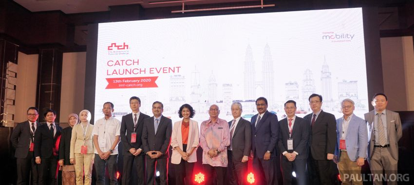 Toyota Mobility Foundation launches City Architecture for Tomorrow Challenge with MDEC in Kuala Lumpur Image #1082268