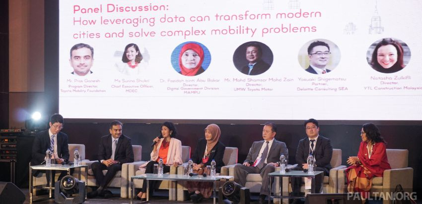 Toyota Mobility Foundation launches City Architecture for Tomorrow Challenge with MDEC in Kuala Lumpur Image #1082269