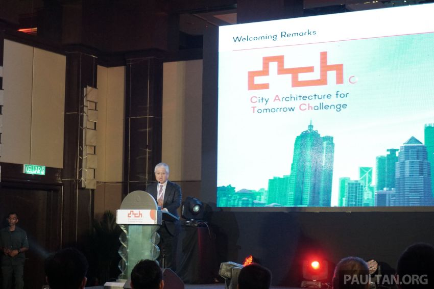 Toyota Mobility Foundation launches City Architecture for Tomorrow Challenge with MDEC in Kuala Lumpur Image #1082245