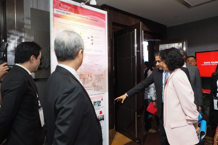 Toyota Mobility Foundation launches City Architecture for Tomorrow Challenge with MDEC in Kuala Lumpur Image #1082240