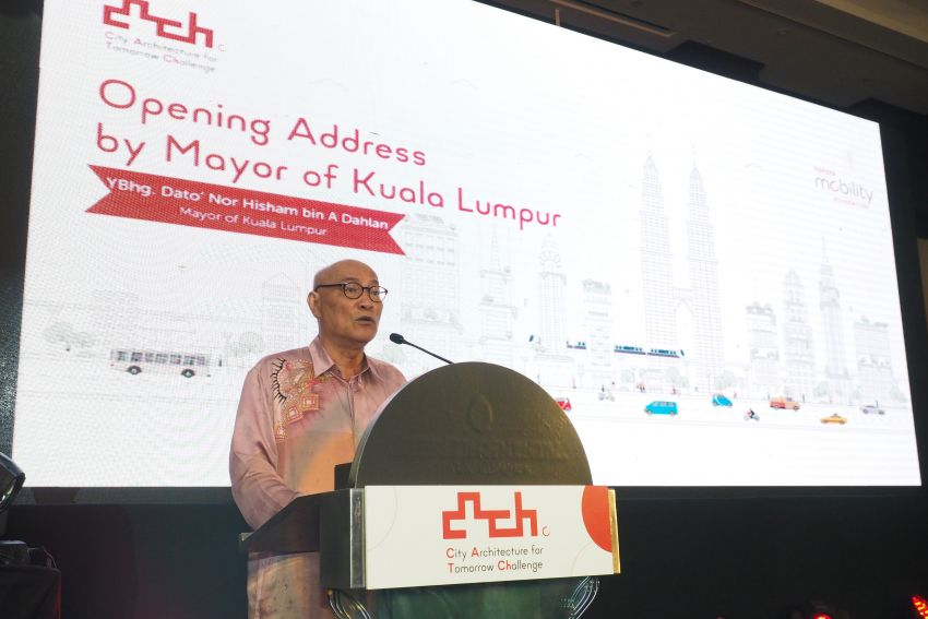 Toyota Mobility Foundation launches City Architecture for Tomorrow Challenge with MDEC in Kuala Lumpur Image #1082228