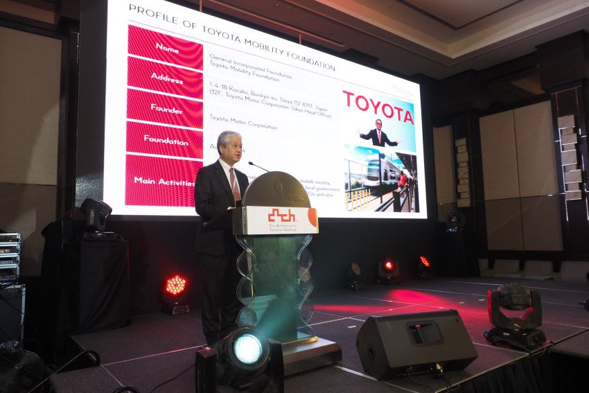 Toyota Mobility Foundation launches City Architecture for Tomorrow Challenge with MDEC in Kuala Lumpur Image #1082232