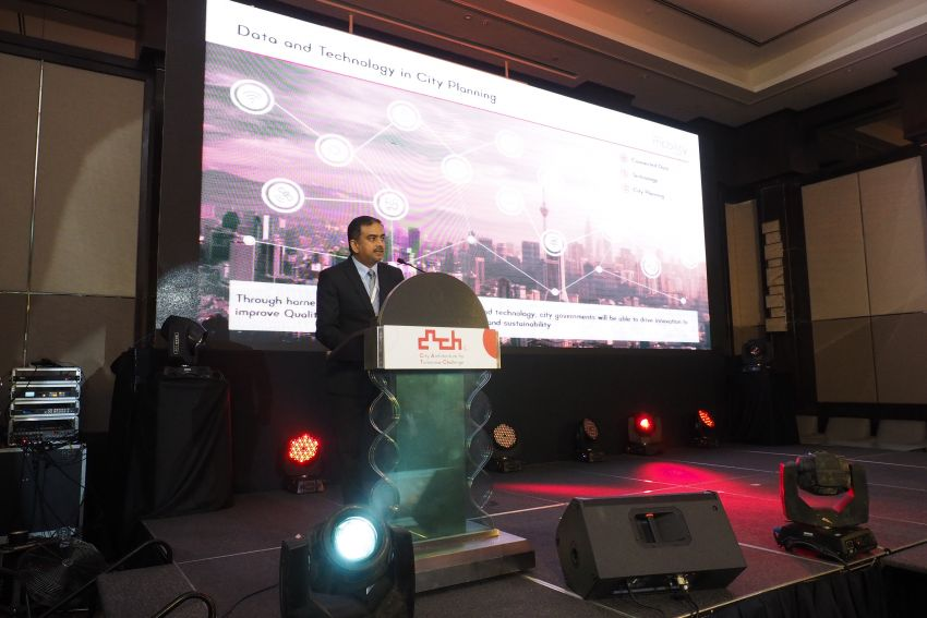 Toyota Mobility Foundation launches City Architecture for Tomorrow Challenge with MDEC in Kuala Lumpur Image #1082234
