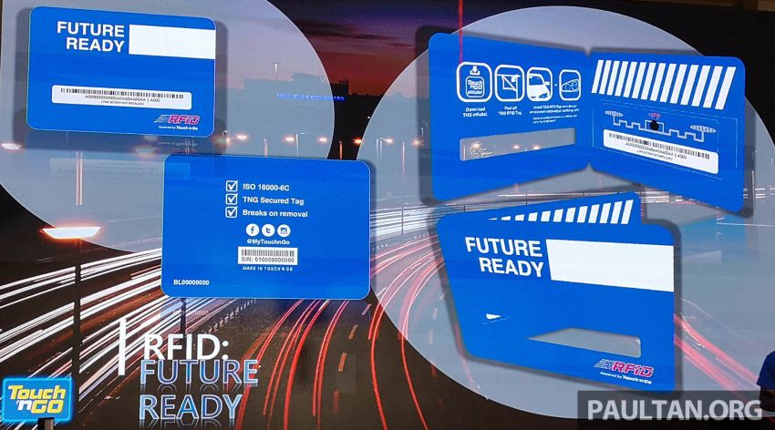Touch n Go RFID pilot programme ending soon – sticker tag to cost RM35 each from February 15 Image #1078012
