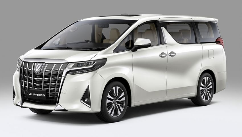 2020 Toyota Alphard and Vellfire open for booking – now with Toyota Safety Sense, RM383k-RM465k on Image #1077036