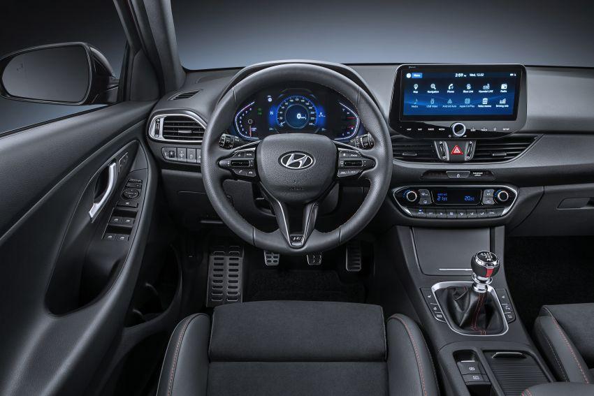 Hyundai i30 2020 – imej depan baru; ciri keselamatan, ketersambungan dinaiktaraf; pilihan <em>mild hybrid</em> Image #1087346