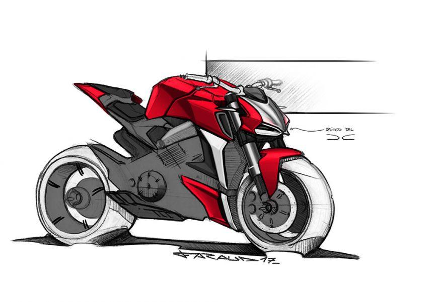 GALLERY: Ducati Streetfighter V4S super naked bike Image #1100436