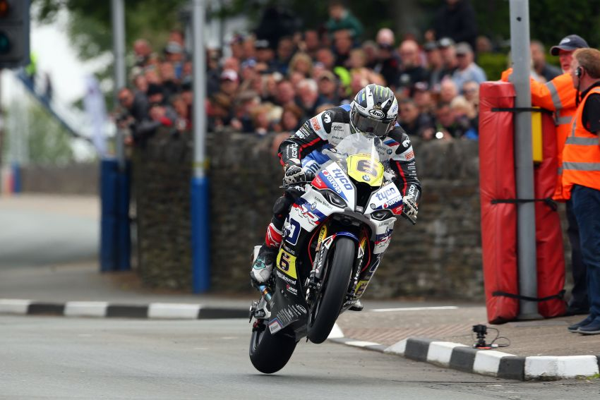Isle of Man TT race cancelled due to Covid-19 fears Image #1096652