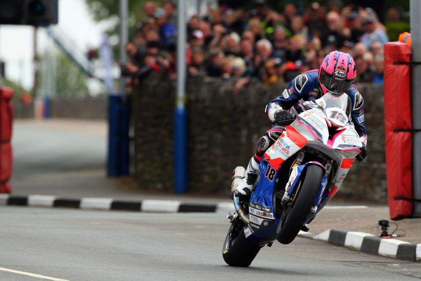 Isle of Man TT race cancelled due to Covid-19 fears Image #1096653