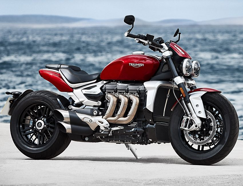 2020 Triumph Rocket 3 R and Rocket 3 GT launched in Malaysia – 2,500 cc, three-cylinder, from RM130,900 Image #1092868