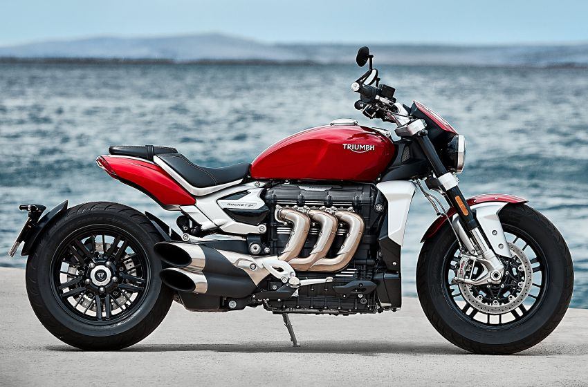 2020 Triumph Rocket 3 R and Rocket 3 GT launched in Malaysia – 2,500 cc, three-cylinder, from RM130,900 Image #1092871