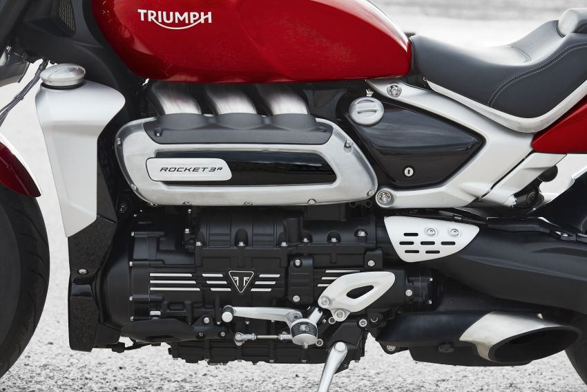2020 Triumph Rocket 3 R and Rocket 3 GT launched in Malaysia – 2,500 cc, three-cylinder, from RM130,900 Image #1092876