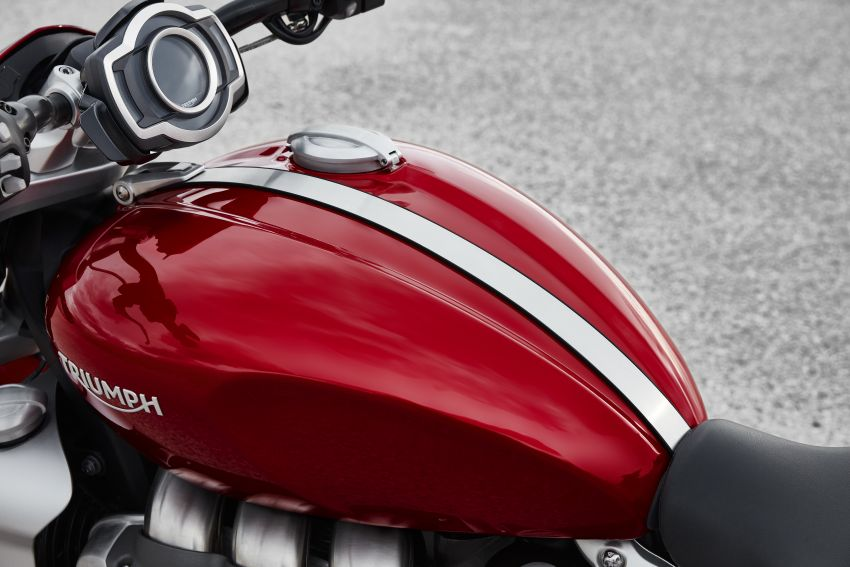 2020 Triumph Rocket 3 R and Rocket 3 GT launched in Malaysia – 2,500 cc, three-cylinder, from RM130,900 Image #1092879