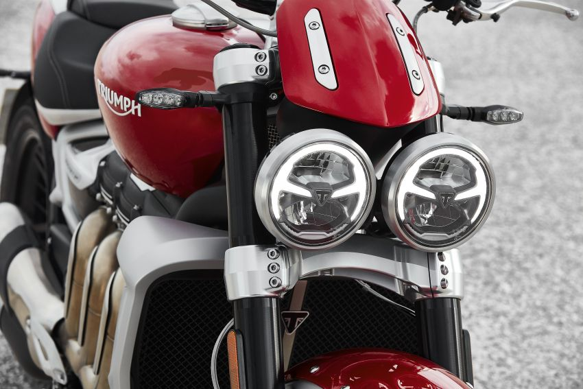2020 Triumph Rocket 3 R and Rocket 3 GT launched in Malaysia – 2,500 cc, three-cylinder, from RM130,900 Image #1092883