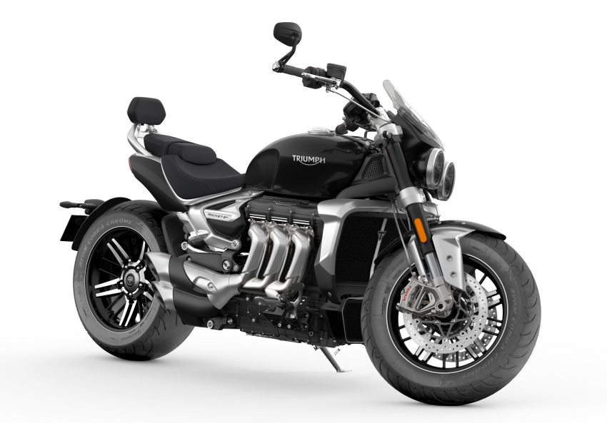 2020 Triumph Rocket 3 R and Rocket 3 GT launched in Malaysia – 2,500 cc, three-cylinder, from RM130,900 Image #1092891