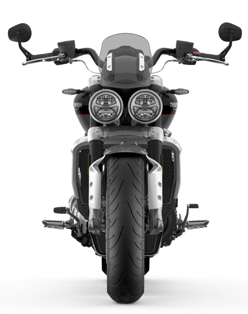 2020 Triumph Rocket 3 R and Rocket 3 GT launched in Malaysia – 2,500 cc, three-cylinder, from RM130,900 Image #1092894