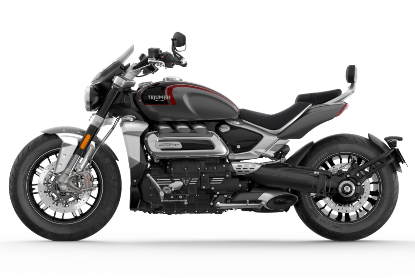 2020 Triumph Rocket 3 R and Rocket 3 GT launched in Malaysia – 2,500 cc, three-cylinder, from RM130,900 Image #1092896