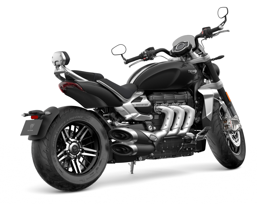 2020 Triumph Rocket 3 R and Rocket 3 GT launched in Malaysia – 2,500 cc, three-cylinder, from RM130,900 Image #1092897