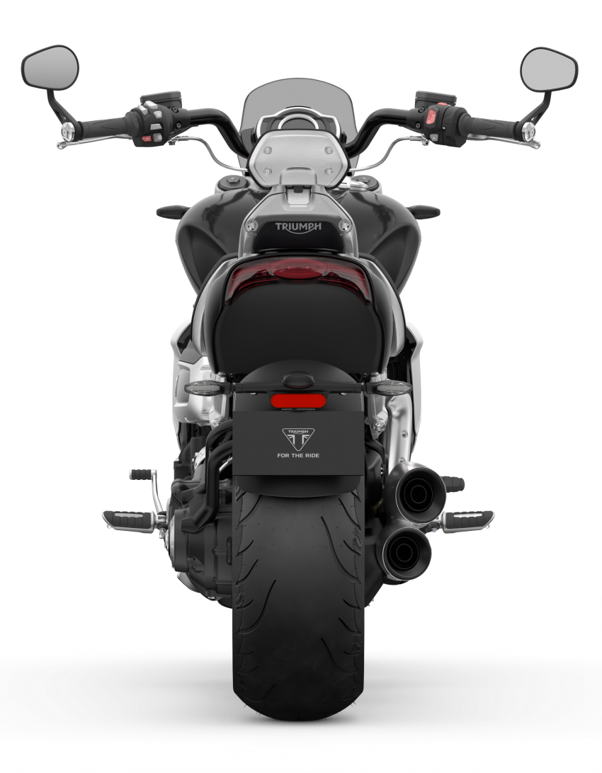 2020 Triumph Rocket 3 R and Rocket 3 GT launched in Malaysia – 2,500 cc, three-cylinder, from RM130,900 Image #1092898