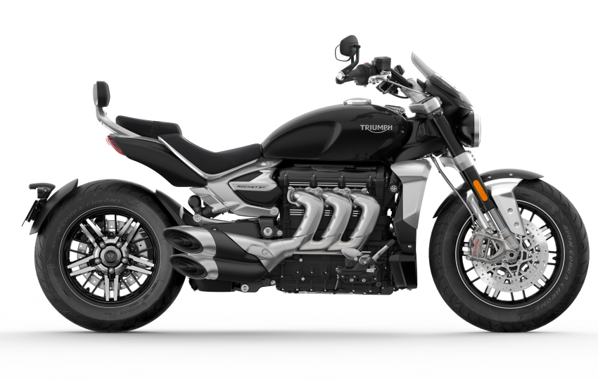 2020 Triumph Rocket 3 R and Rocket 3 GT launched in Malaysia – 2,500 cc, three-cylinder, from RM130,900 Image #1092899