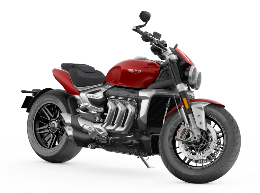 2020 Triumph Rocket 3 R and Rocket 3 GT launched in Malaysia – 2,500 cc, three-cylinder, from RM130,900 Image #1092902