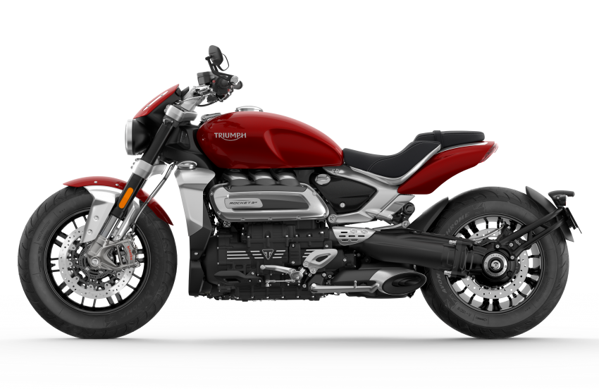 2020 Triumph Rocket 3 R and Rocket 3 GT launched in Malaysia – 2,500 cc, three-cylinder, from RM130,900 Image #1092905