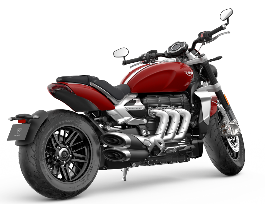 2020 Triumph Rocket 3 R and Rocket 3 GT launched in Malaysia – 2,500 cc, three-cylinder, from RM130,900 Image #1092906
