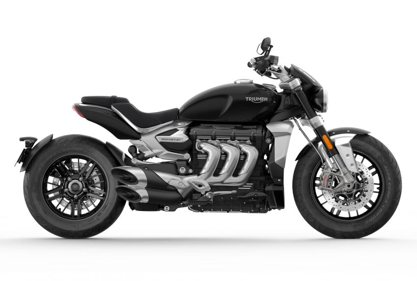 2020 Triumph Rocket 3 R and Rocket 3 GT launched in Malaysia – 2,500 cc, three-cylinder, from RM130,900 Image #1092911