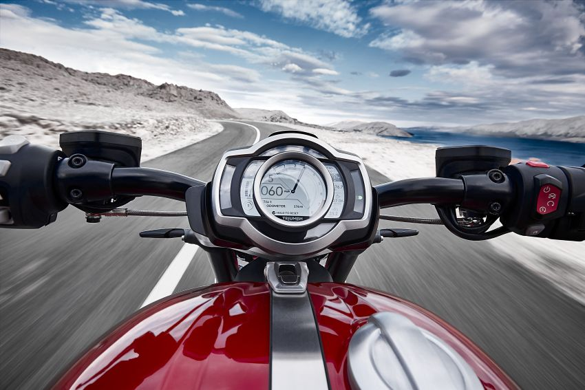 2020 Triumph Rocket 3 R and Rocket 3 GT launched in Malaysia – 2,500 cc, three-cylinder, from RM130,900 Image #1092916