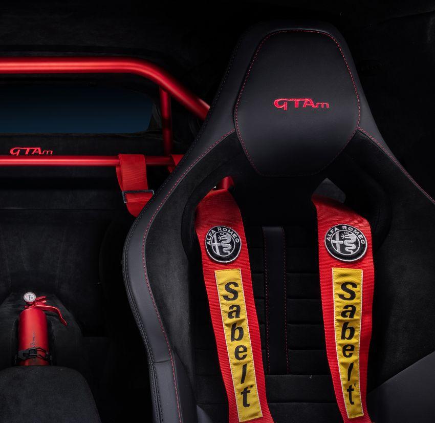 Alfa Romeo Giulia GTA debuts – steroidal Quadrifoglio gets 2.9L biturbo V6, 540 hp; limited to 500 units only! Image #1090153