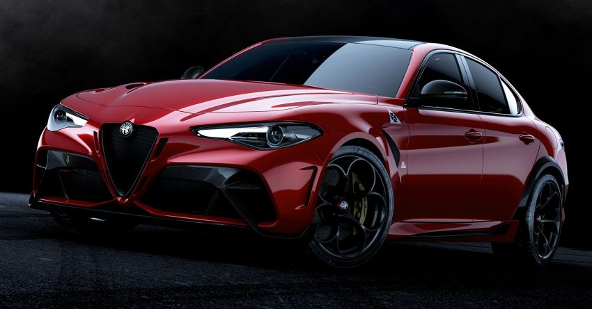 Alfa Romeo Giulia GTA debuts – steroidal Quadrifoglio gets 2.9L biturbo V6, 540 hp; limited to 500 units only! Image #1090142