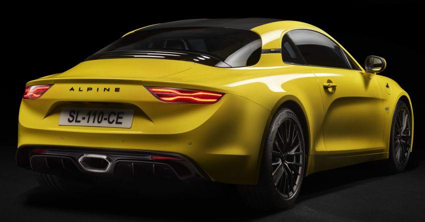 2020 Alpine A110 Legende GT, Colour Edition debut Image #1091358