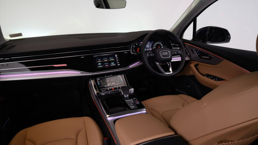2020 Audi Q7 facelift launched in Thailand – two 45 TDI quattro diesel variants offered; priced from RM653k Image #1097894