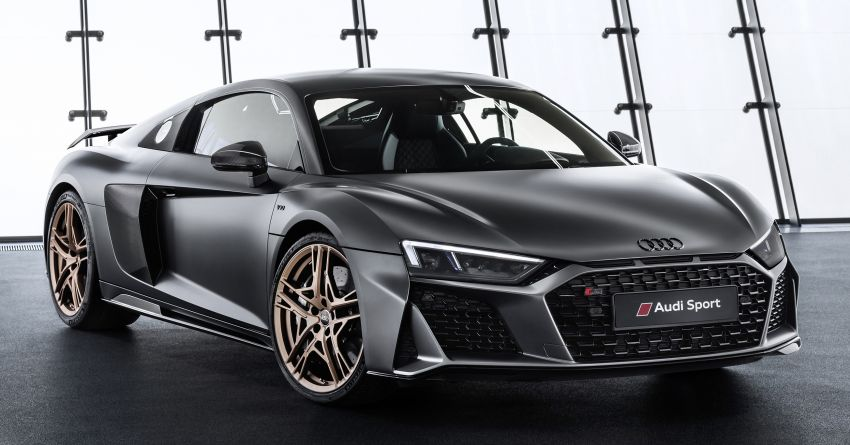 Audi R8 Green Hell name trademarked, launch soon? Image #1099158