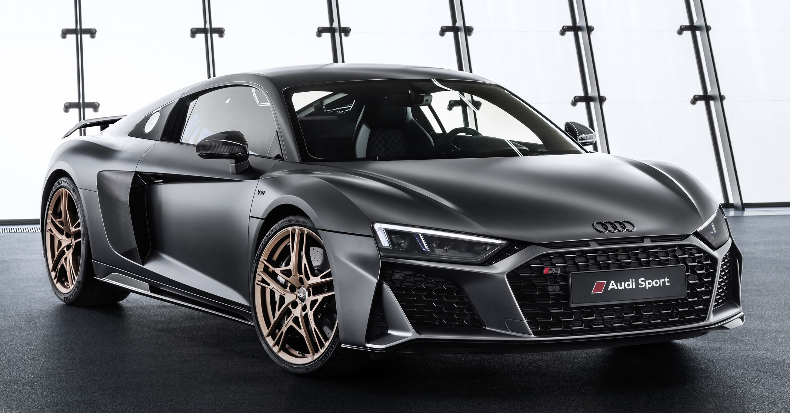Audi R8 Green Hell Name Trademarked Launch Soon Paultan Org
