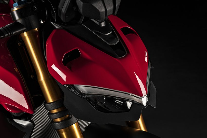 GALLERY: Ducati Streetfighter V4S super naked bike Image #1100405