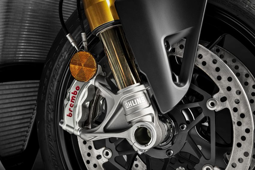 GALLERY: Ducati Streetfighter V4S super naked bike Image #1100412