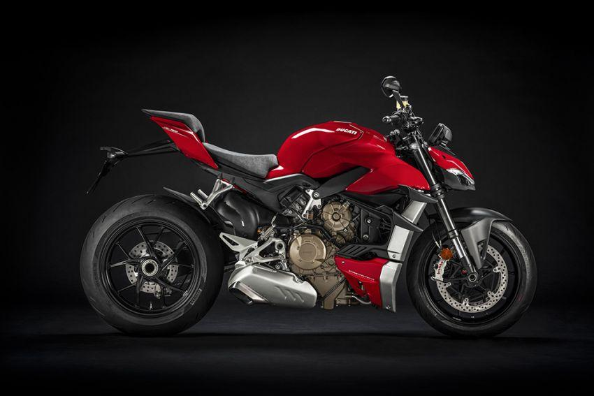GALLERY: Ducati Streetfighter V4S super naked bike Image #1100416