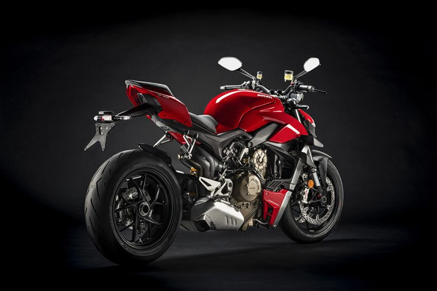 GALLERY: Ducati Streetfighter V4S super naked bike Image #1100417
