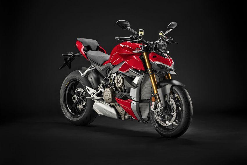GALLERY: Ducati Streetfighter V4S super naked bike Image #1100419
