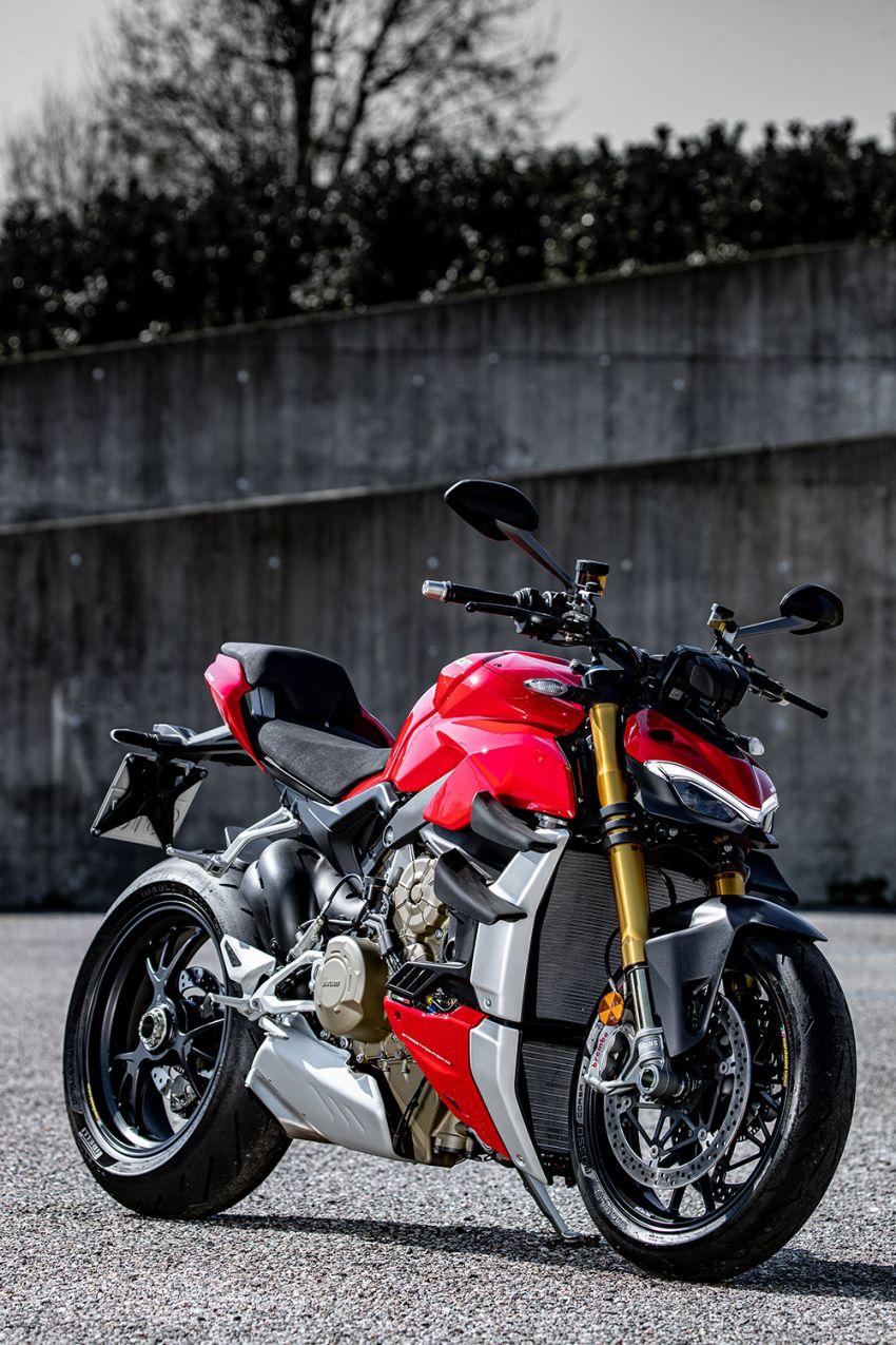 GALLERY: Ducati Streetfighter V4S super naked bike Image #1100128