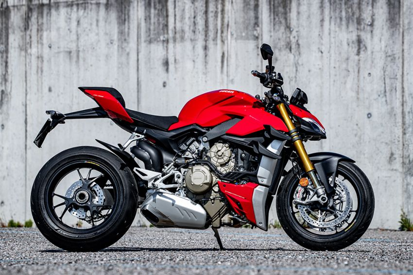 GALLERY: Ducati Streetfighter V4S super naked bike Image #1100131