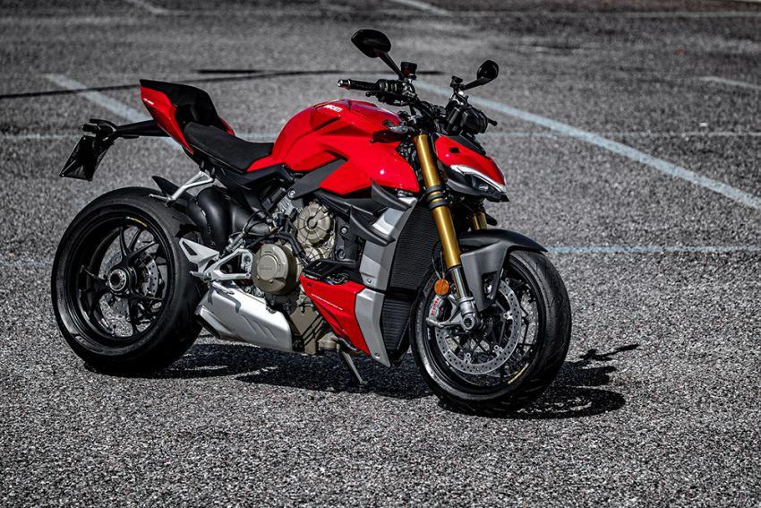 GALLERY: Ducati Streetfighter V4S super naked bike Image #1100433