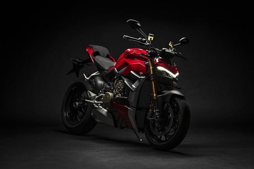 GALLERY: Ducati Streetfighter V4S super naked bike Image #1100115