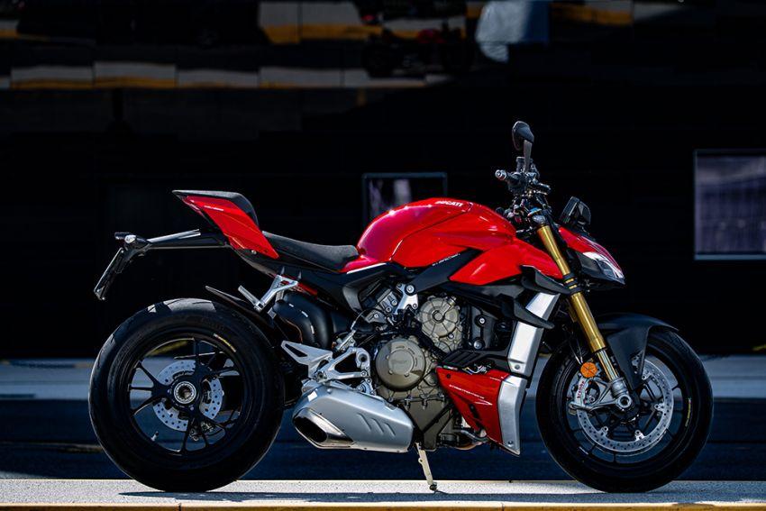 GALLERY: Ducati Streetfighter V4S super naked bike Image #1100140