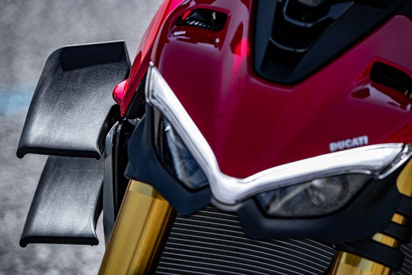 GALLERY: Ducati Streetfighter V4S super naked bike Image #1100152