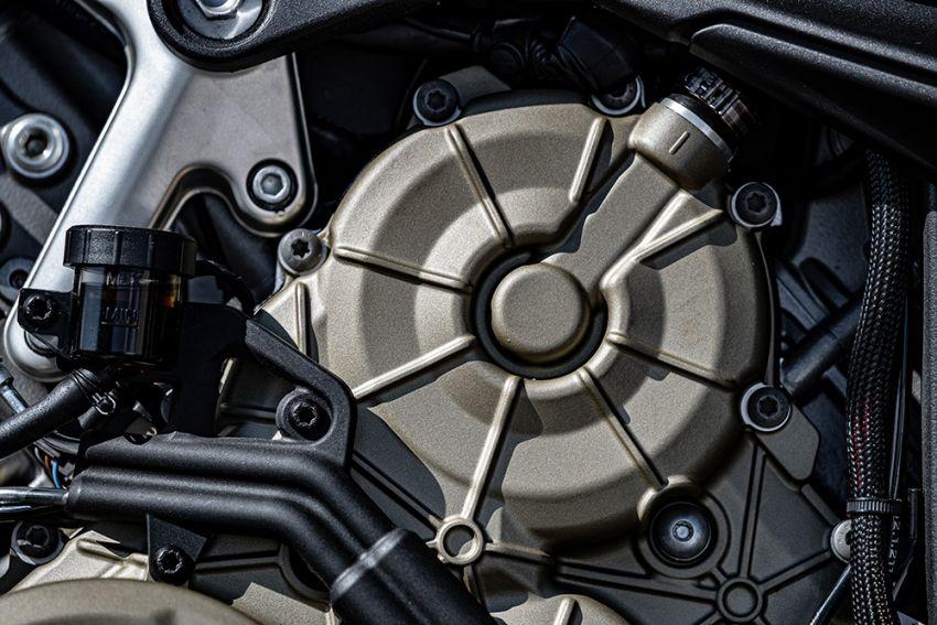 GALLERY: Ducati Streetfighter V4S super naked bike Image #1100153